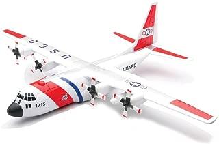 New-Ray Toys Inc. 20617 1/60 Lockheed C-130 Hercules USCG