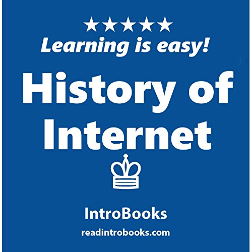 History of Internet audiobook cover art