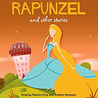 Rapunzel and Other Stories copertina
