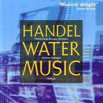 Handel: Water Music (complete)