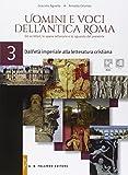 Uomini e voci dell'antica Roma. Per le Scuole superiori. Con e-book. Con espansione online...