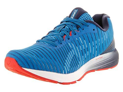 ASICS Mens Dynaflyte 3 Running Shoe, Race Blue/White, Size 10.5