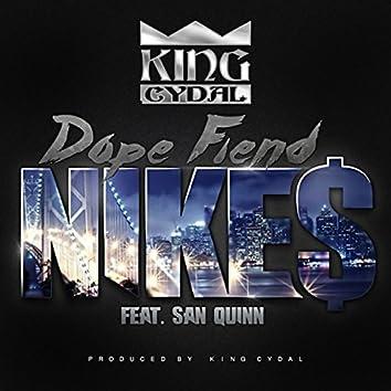 DFN$ (feat. San Quinn) - Single