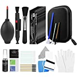 mytysun Camera Cleaning Kit for DSLR Camera Lens Sensor Care with Screen Cleaner,Professional Lense Pen,Camera...