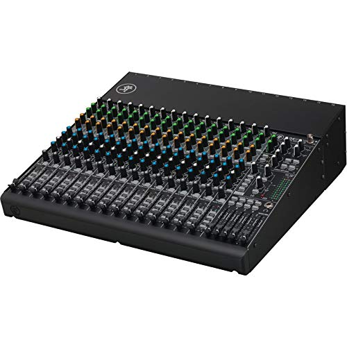Mackie 1604VLZ4 DJ-Mixer - Audio-Mixer (20 - 20000 Hz)