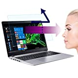 2-Pack Laptop Screen 15.6 Inch Anti Blue Light and Anti Glare Filter Screen Protector, Eye Protection Blue Light Blocking& Anti Glare Screen Protector for All 15.6' with Display 16:9 Laptops