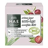 N.A.E. - Crème Jour Anti-Âge Visage Certifiée Bio - 50 ml