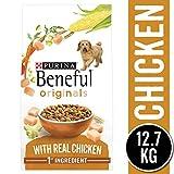 Beneful Originals Dry Dog Food, Chicken 12.7kg Bag