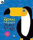 My Animal Infographic Sticker Activity Book (My Infographic Sticker...