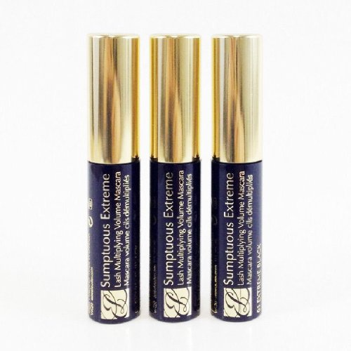 Estee Lauder Sumptuous Extreme Lash Multiplying Volume Mascara #01 Extreme...