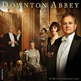 Downton Abbey 2021 Wall Calendar