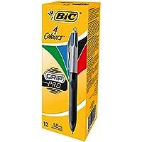BIC 4 Colours Grip Pro,