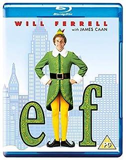 Elf [Blu-Ray] [Region B] (Deutsche Sprache)