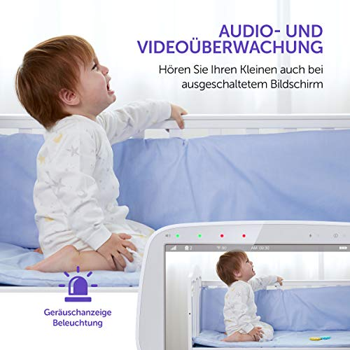 Bild 6: VAVA Video Baby Monitor VA-IH006