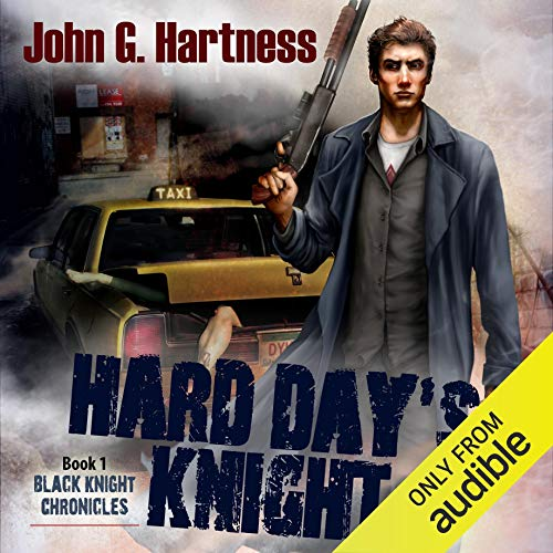 Hard Day's Knight  By  cover art