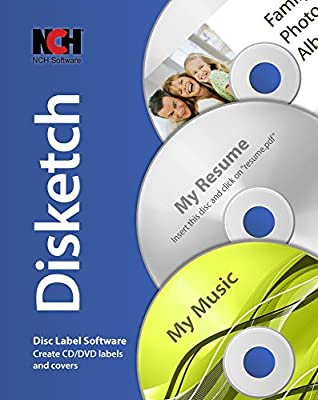 Disketch Disc Label Software for Mac Creates Labels and Covers for CD or DVD [Download]