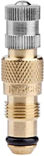 Everpert TRCH3 Traktor Luft Wasser Reifen Ventil Schaft Kern Gehäuse Komplett Chrom Set