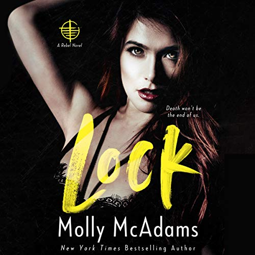 Lock audiobook cover art