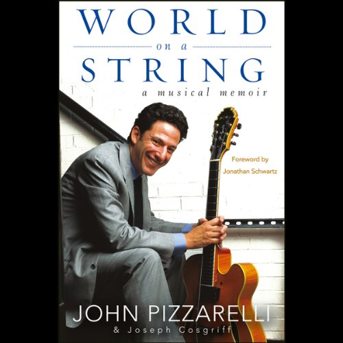 World on a String audiobook cover art