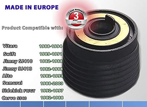 [DTi 170] Dorado Tuning Lenkradnabe/Boss Adapter Kit/Nabe Schnellentriegelung