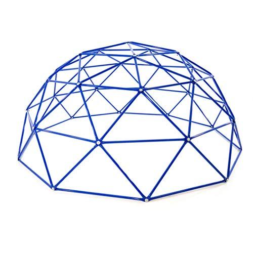 ActivPlay 9' Geo Dome Climber, APGD9B, Blue