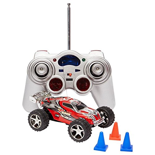 Invento just play 500094 RC Racing Car : High Speed, Voiture radiocomandée (Couleurs Assorties)