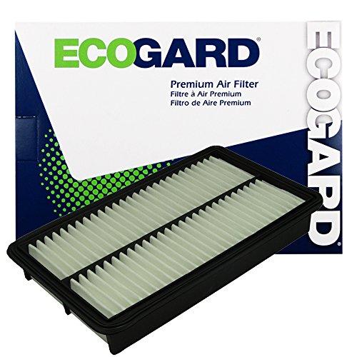 Filtro de aire de motor ECOGARD XA5525 Premium compatible con Mazda CX-7 2.3L 2007-2012, 6 3.0L…