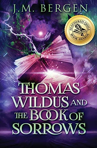 Thomas Wildus and The Book of Sorrows The Elandrian Chronicles product image