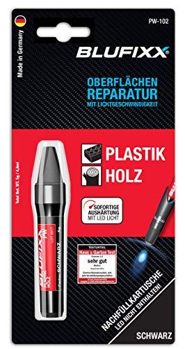 BLUFIXX Smart-Repair PW Kartusche SCHWARZ 5g DE