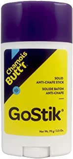 Chamois Butt'r GoStik Anti-Chafing Solid, 2.5 ounce