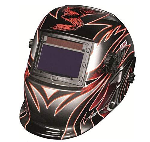 Automatik-Kopfschweißschirm, Design ART ELMAG MultiSafeVario, DIN 4/9-13, XXL, inkl. 3 Stk. Vorsatzscheiben aussen,