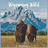 Wyoming Wild 2021 Wall Calendar: Official Wyoming Wild Calendar 2021, 18 Months