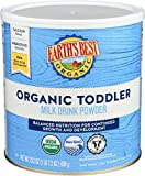 Earth's Best Organic Toddler Milk Drink Powder, Natural Vanilla, 23.2 oz