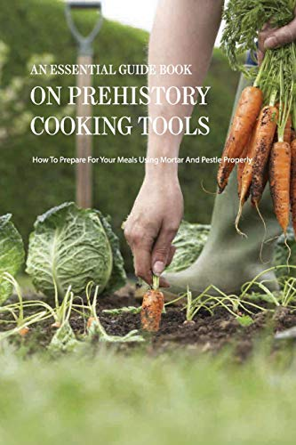 An Essential Guide Book On Prehistory Cooking Tools - How To Prepare For Your Meals Using Mortar And Pestle Properly: Cookbook Series