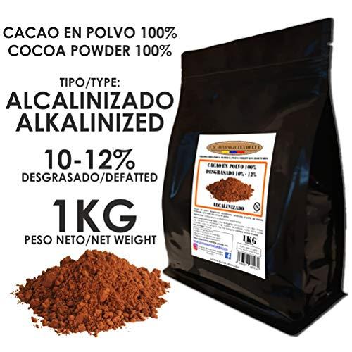 Cacao Venezuela Delta - Cacao en Polvo Puro 100{37cf1bb9c8cccc293d16e51c538346f33ce8cd2c414500442da5081cf39c4864} · Alcalinizado · Desgrasado 10-12{37cf1bb9c8cccc293d16e51c538346f33ce8cd2c414500442da5081cf39c4864} · 1kg