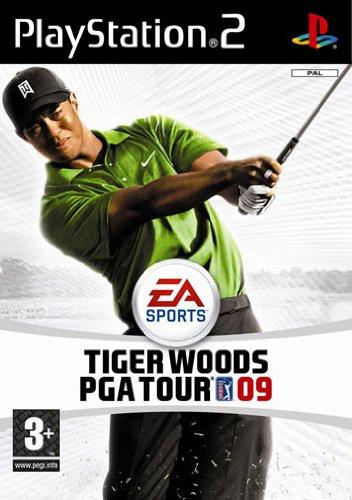 Tiger Woods PGA Tour 09 [Importación italiana]