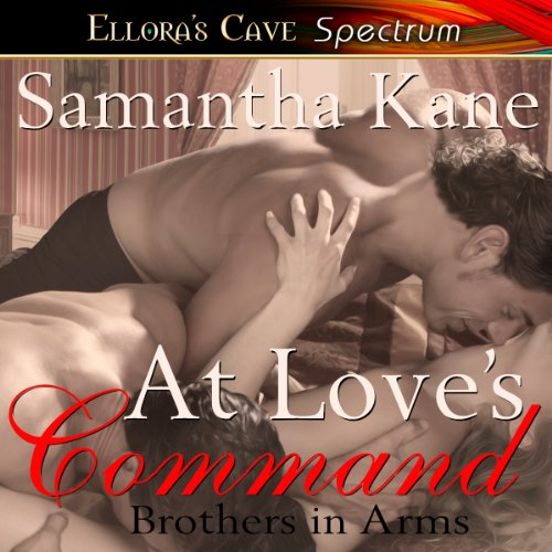 At Love's Command audiobook cover art
