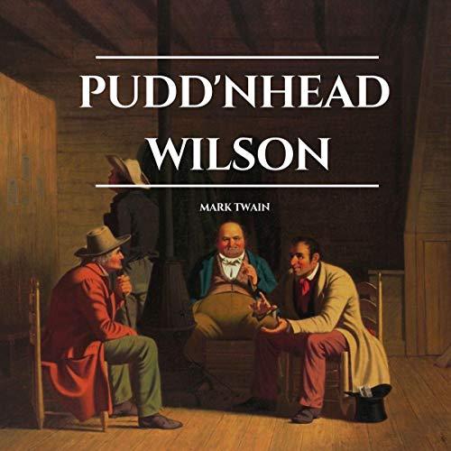 Pudd'nhead Wilson cover art