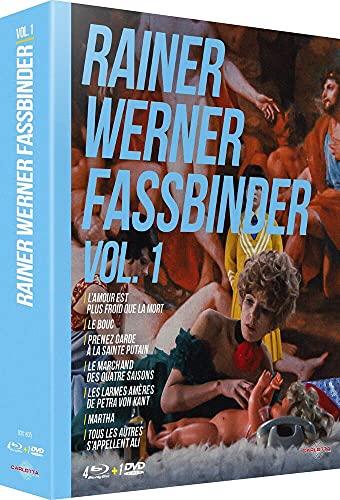 Coffret rainer werner fassbinder, vol. 1, 7 films [Blu-ray] [FR Import]