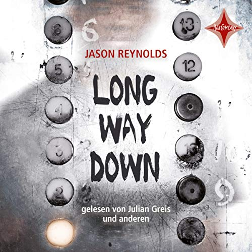 Long way down (German edition) cover art