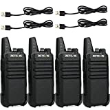 Retevis RT622 Walkie Talkie PMR446 Licenza-Libero Mini Walkie Talkie Ultra-Leggero Ricetrasmittenti...