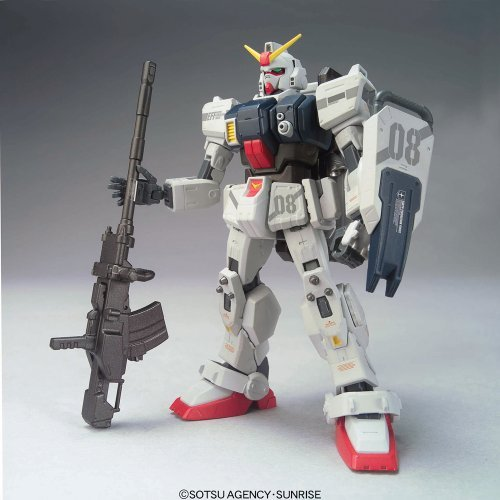 HCM-Pro Land Battle Type Gundam (1/200 scale PVC Figure) Bandai [JAPAN]