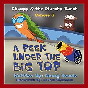 Chompy & the Munchy Bunch 5巻 表紙画像