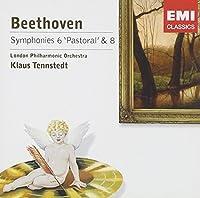 Symphonies 8 & 6 Pastoral