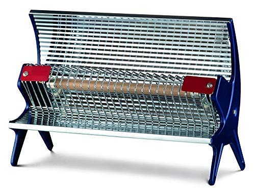 Varshine || Happy Home || IS Laurels Single Rod Type Heater || Room Heater || 1 Season Warranty || With ISI : IS : 302-2-30 ||Make in India || Model –BOBBY ||B548
