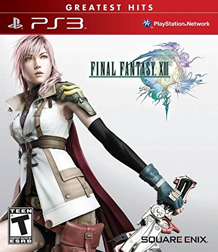 Final Fantasy Xiii / Game [import europe]
