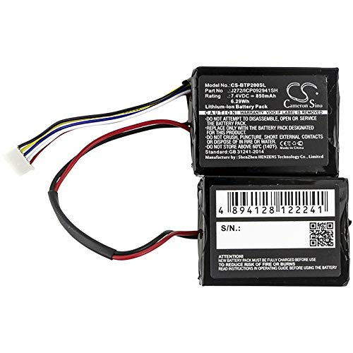 CameronSion - Batería para Beats Pill 2.0 B0513 MH812AMA-UG (850 mAh)