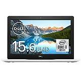 Dell ノートパソコン Inspiron 15 3593 ホワイト 21Q11W/Win10/15.6FHD/Core i3-1005G1/4GB/256GB SSD