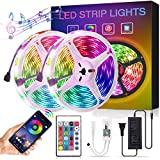 LED Strip Lights,GOADROM Smart 32.8FT WiFi LED Strip Lights Works with Alexa, Brighter...