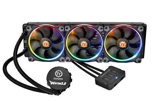 Thermaltake WATER 3.0 360 AIO Liquid Cooler